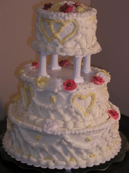 Replica Wedding Cake