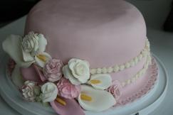 Flower Hat Cake - 2009