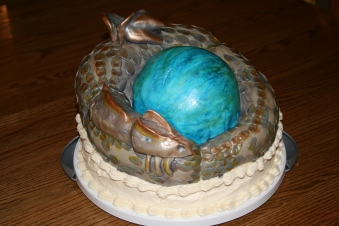 Dragonstone Cake - 2010