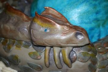 Dragonstone Cake Detail- 2010