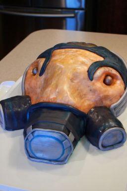 Halo Grunt Cake - 2012