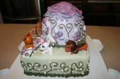Littlest Pet Shop Cake - 2013