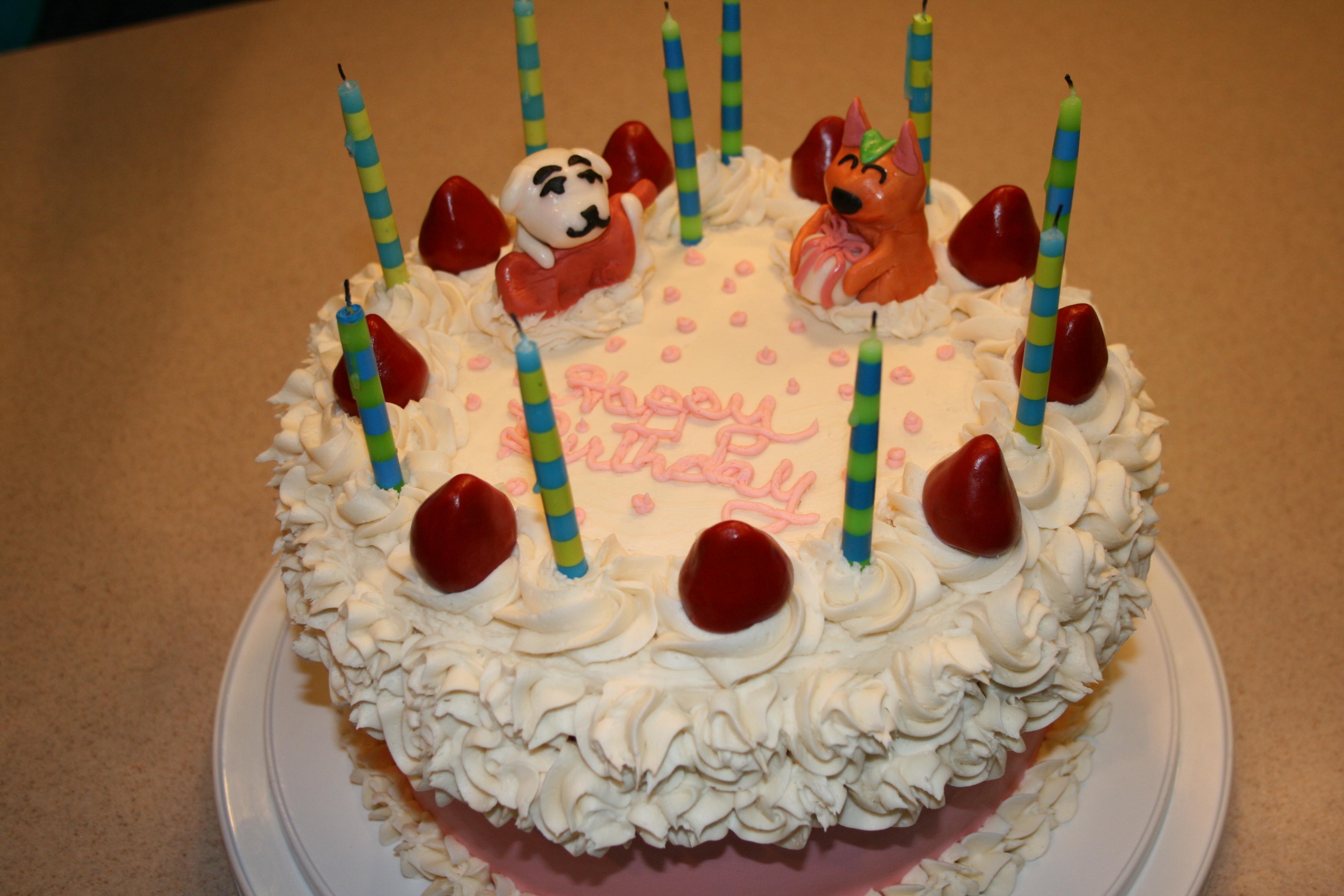 Cake TJ Fox