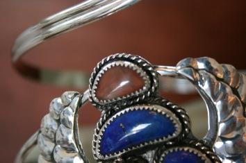 Scarab Armband - Detail