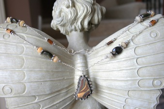 Tiger Eye Pendant Necklace