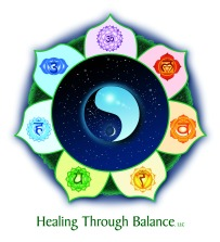 Healing Through Balance Logo