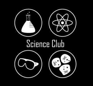 Science Club T-Shirt Idea - Back