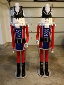 Giant Nutcracker Project - Finished