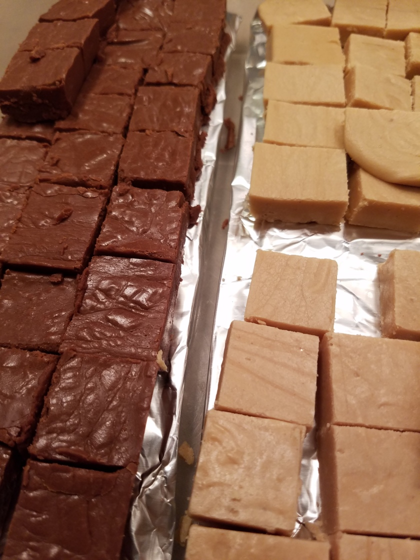 Fudge - Finished