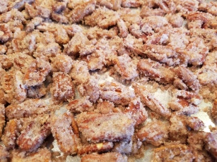 Candied Pecans - Ready To Bake