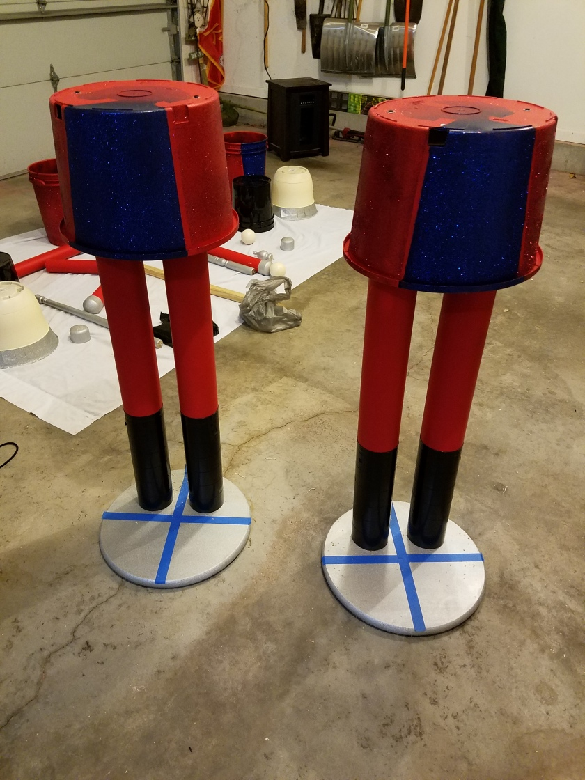Giant Nutcracker Project - Base Attachment