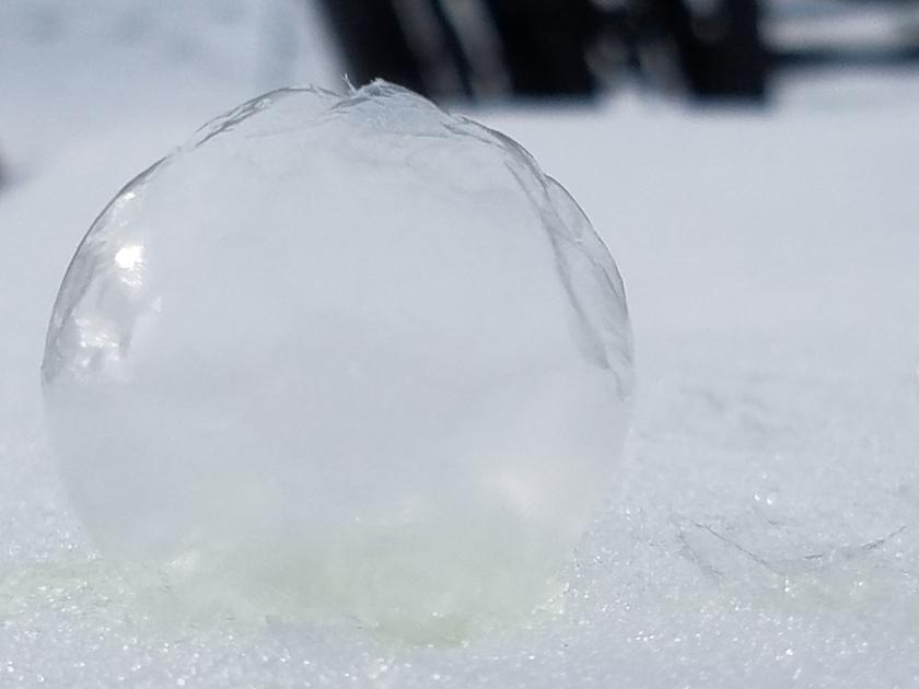 Frozen Bubble