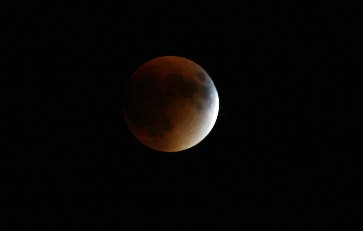 2015 Lunar Eclipse