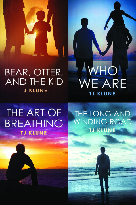 TJ Klune: Author/Series Review; Bear, Otter, and the Kid