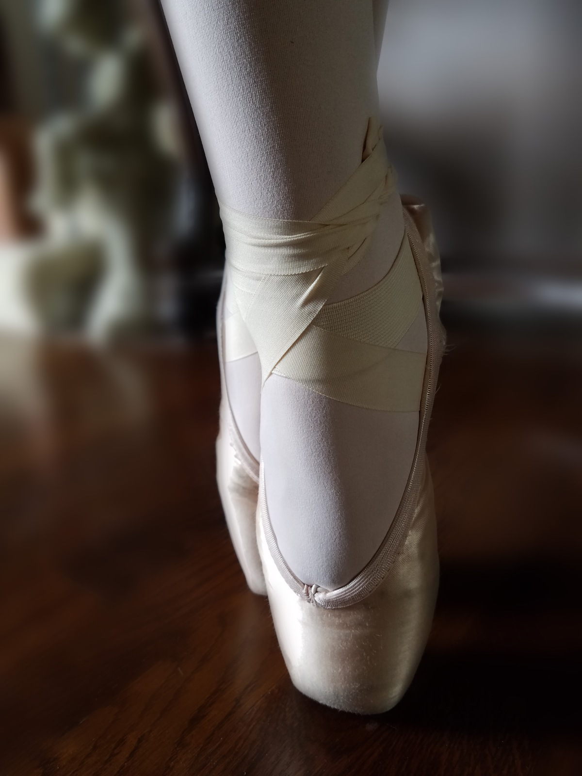 Pointe Shoes - Releve