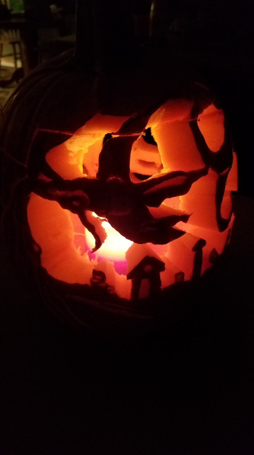360 Pumpkin 2018 - Side