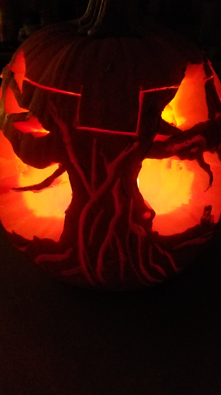 360 Pumpkin 2018 - Back