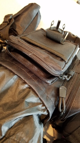 Camera Set Up - Front Pocket