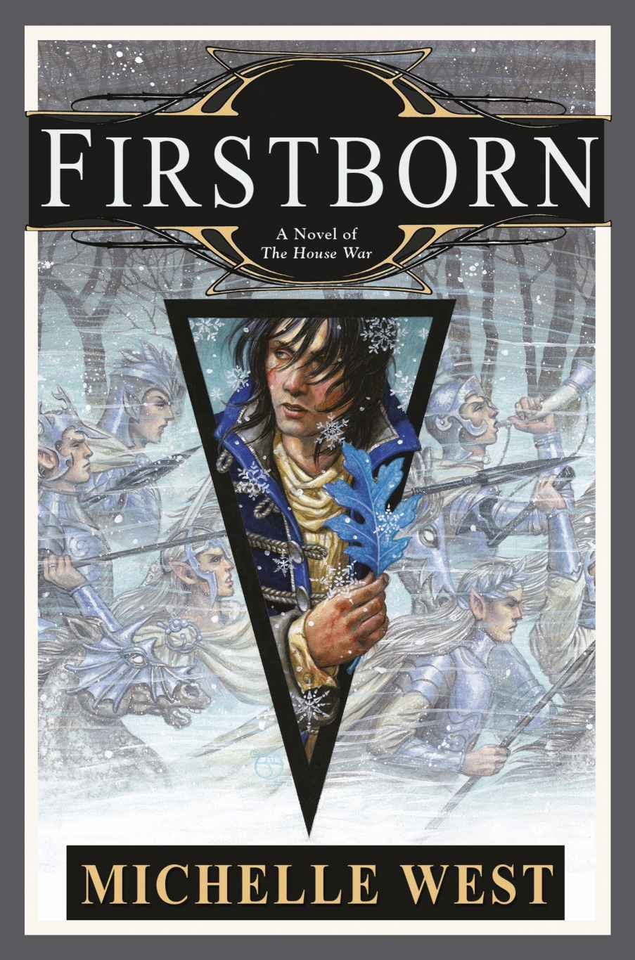 Firstborn: The House War, Book 7