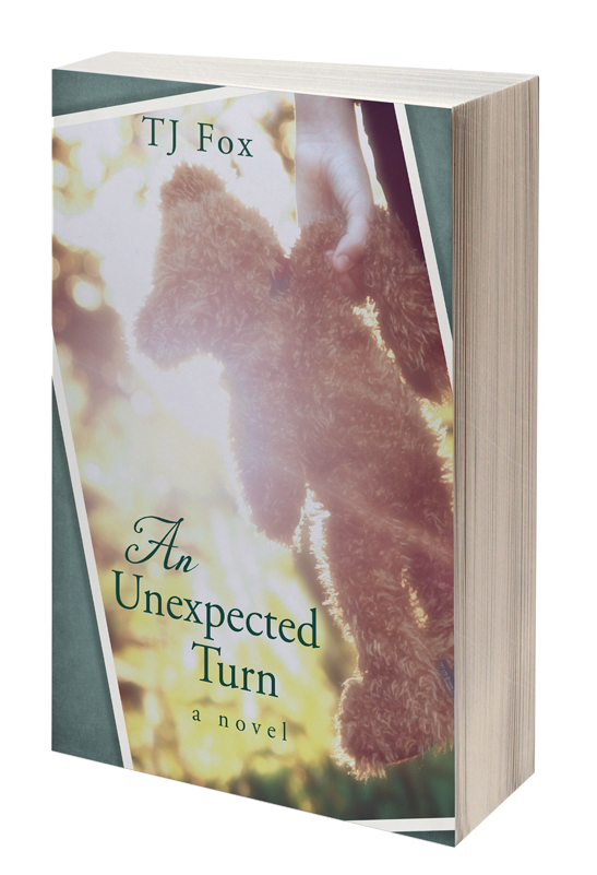 An Unexpected Turn: Cover Reveal