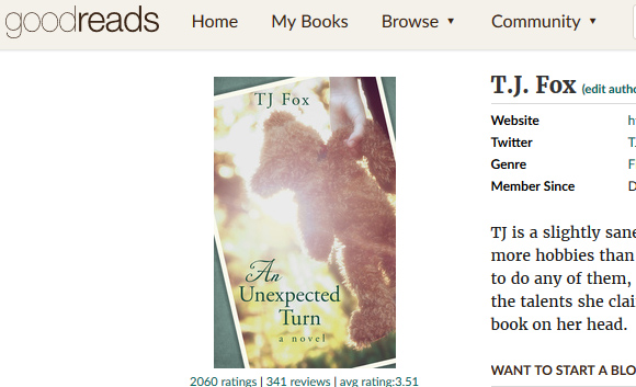 For Those On Goodreads