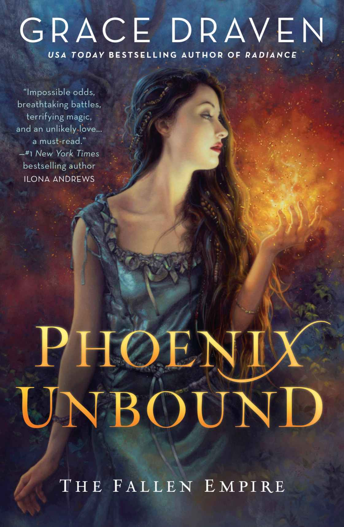 Book Review – Phoenix Unbound: The Fallen Empire, Book 1
