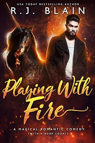 Book Review – Playing With Fire: Magical Romantic Comedies, Book 1