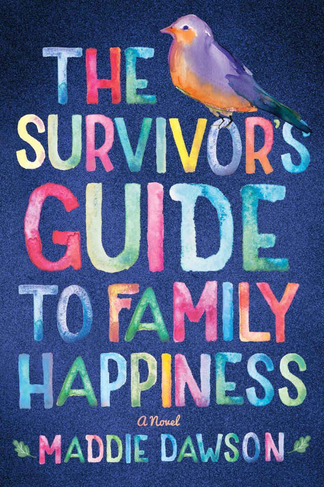Book Review – The Survivor's Guide to Family Happiness: Maddie Dawson