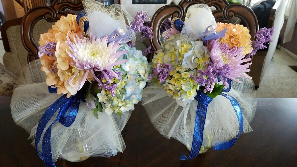 Recital Bouquets –2019!