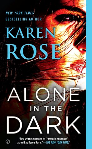 Book Review: Alone In The Dark, Romantic Suspense: Book 17