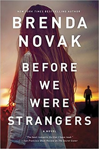 Book Review: Before We Were Strangers, Brenda Novak