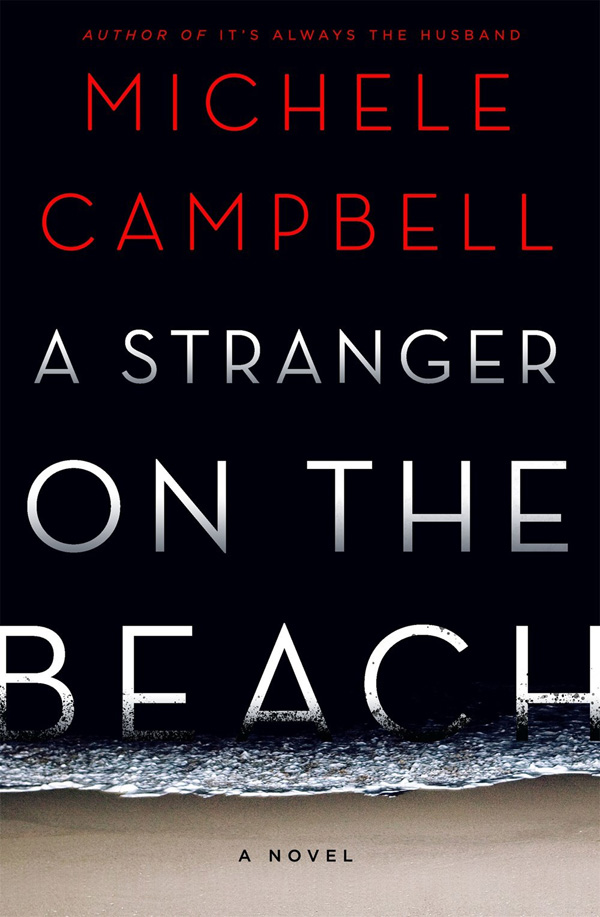 Book Review: A Stranger on the Beach – Michele Campbell