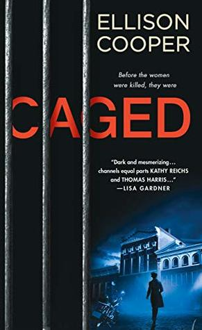 Book Review: Caged, Agent Sayer Altair – Book #1