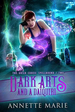 Book Review: Dark Arts and a Daiquiri, The Guild Codex: Spellbound – Book #2
