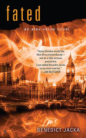 Book Review: Fated, Alex Verus – Book#1
