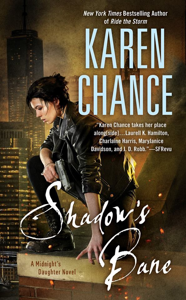 Book Review: Shadow's Bane, Dorina Basarab – Book #4