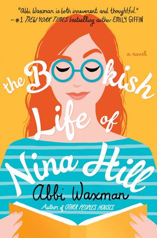 Book Review: The Bookish Life of Nina Hill, Abbi Waxman