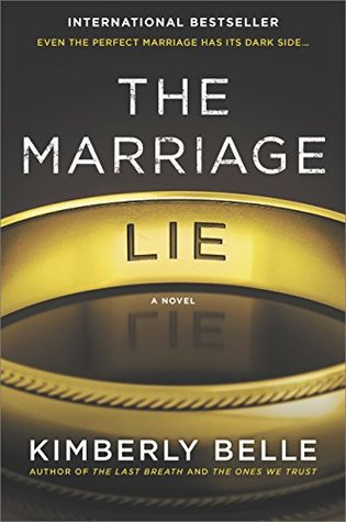 Book Review: The Marriage Lie – Kimberly Belle