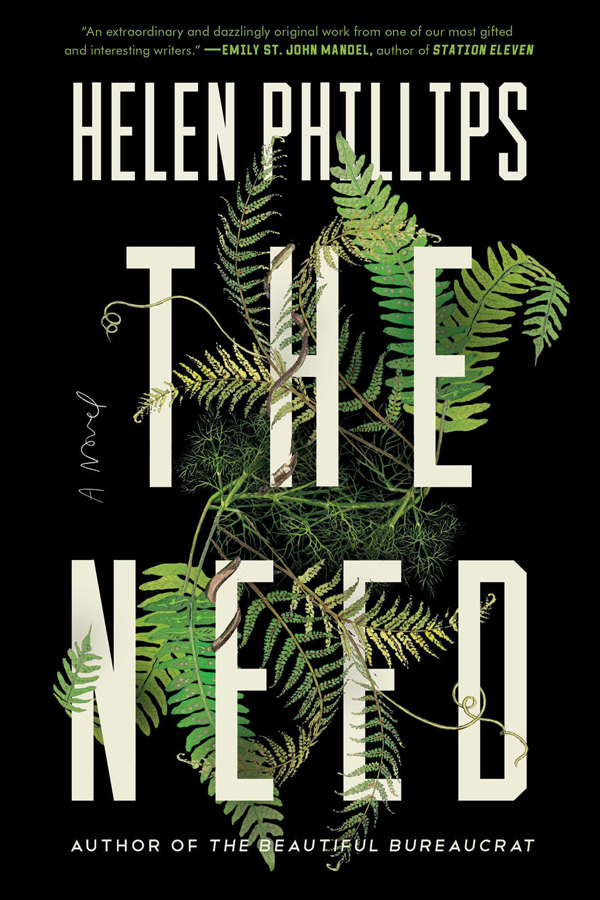 Book Review: The Need – Helen Phillips: DNF