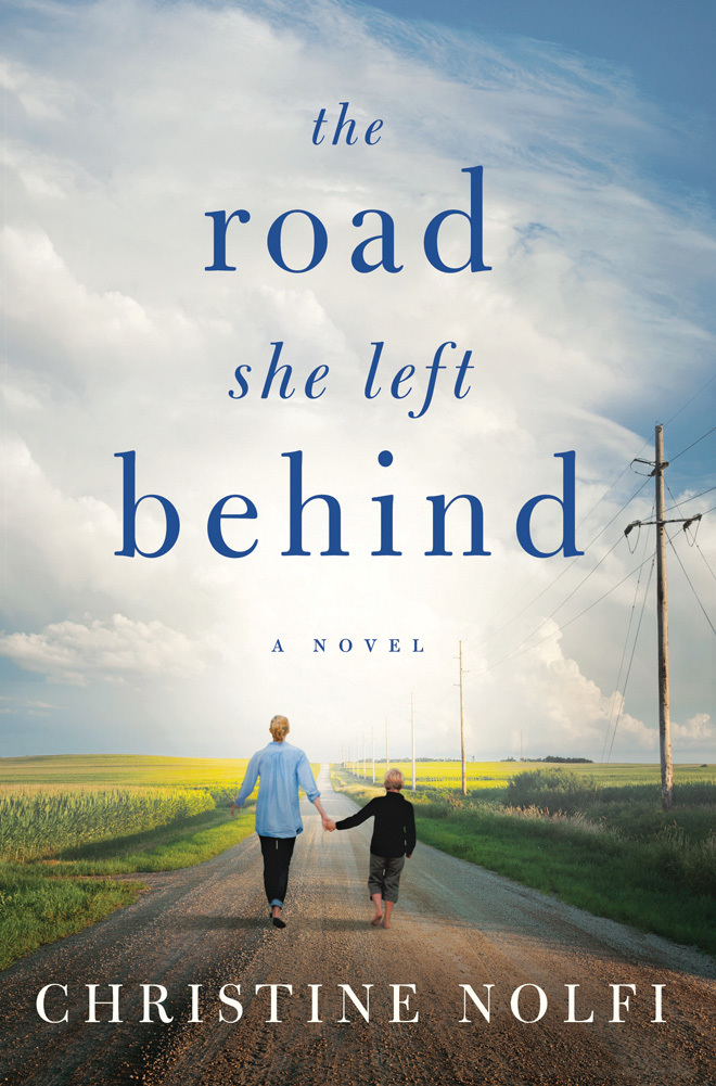 Book Review: The Road She Left Behind – Christine Nolfi