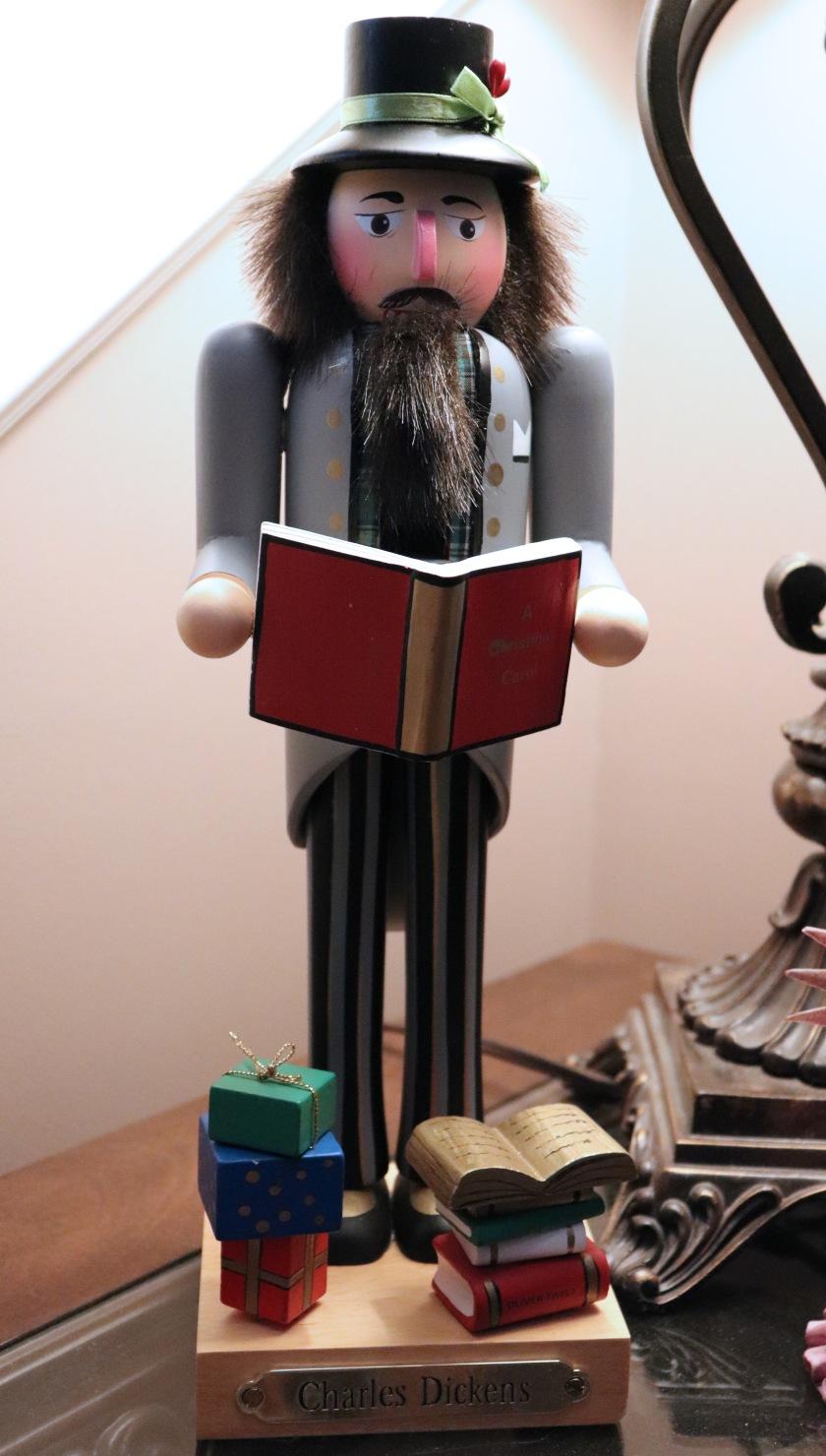 Charles Dickens Nutcracker