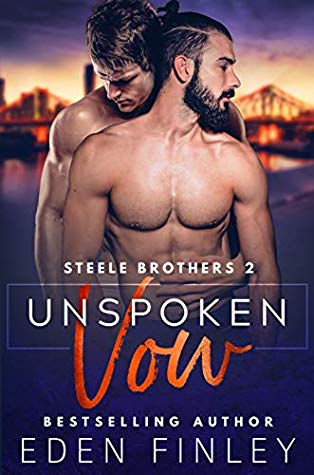 Book Review: Unspoken Vow, Steele Brothers – Book #2