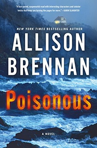 Book Review: Poisonous, Max Revere- Book #3