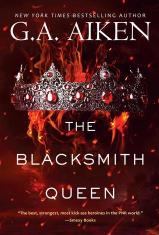 Book Review: The Blacksmith Queen, The Scarred Earth Saga – Book #1