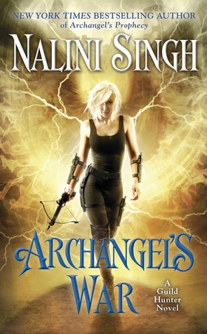 Book Review: Archangel's War, Guild Hunter- Book #12