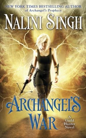 Book Review: Archangel's War, Guild Hunter- Book#12