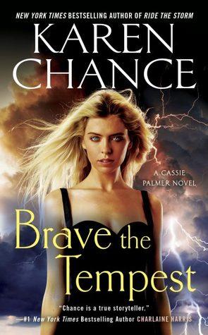 Book Review: Brave The Tempest, Cassandra Palmer – Book#9
