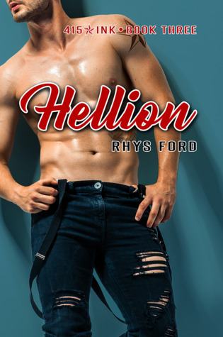 Book Review: Hellion, 415 Ink- Book #3