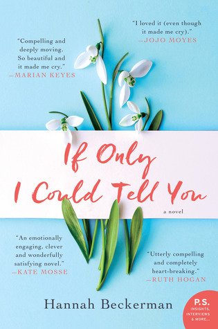 Book Review: If Only I Could Tell You – Hannah Beckerman