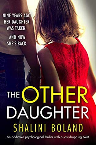 Book Review: The Other Daughter – Shalini Boland